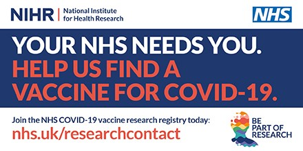 NHS Covid-19 Research Registry